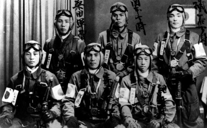 kamikaze-pilots