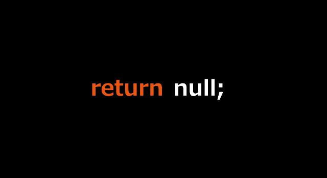 return-null