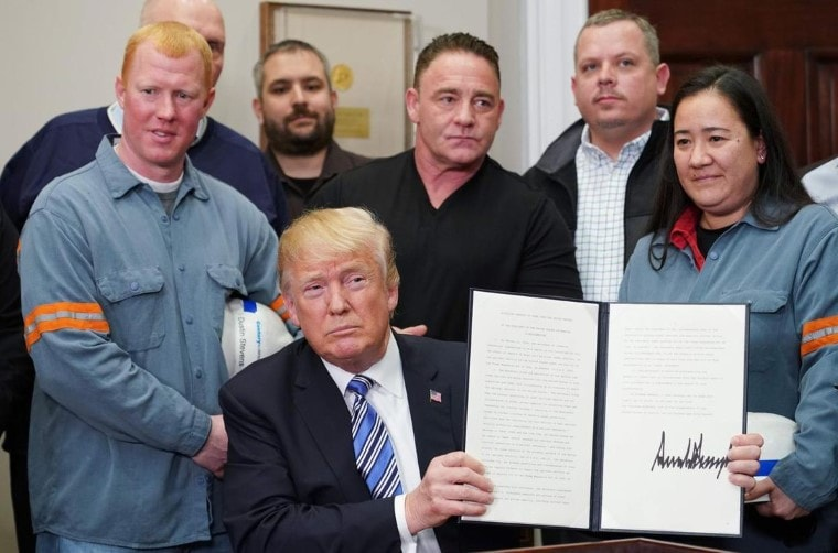 tump-signing-steel-triffs
