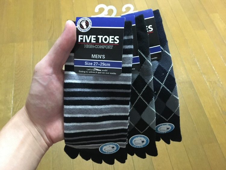 five-finger-socks-top