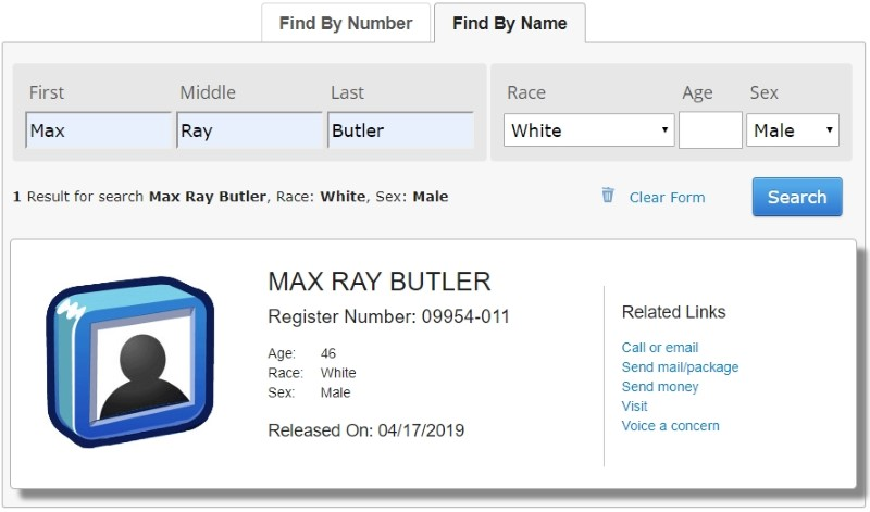 max-butler-released-date